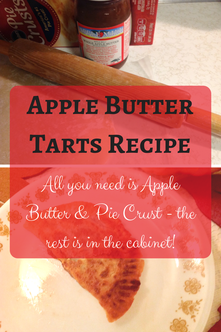 Apple Butter Tarts