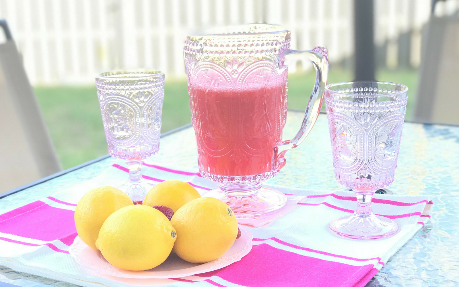 Easy Strawberry Lemonade Slushies that will Make Your Summer
