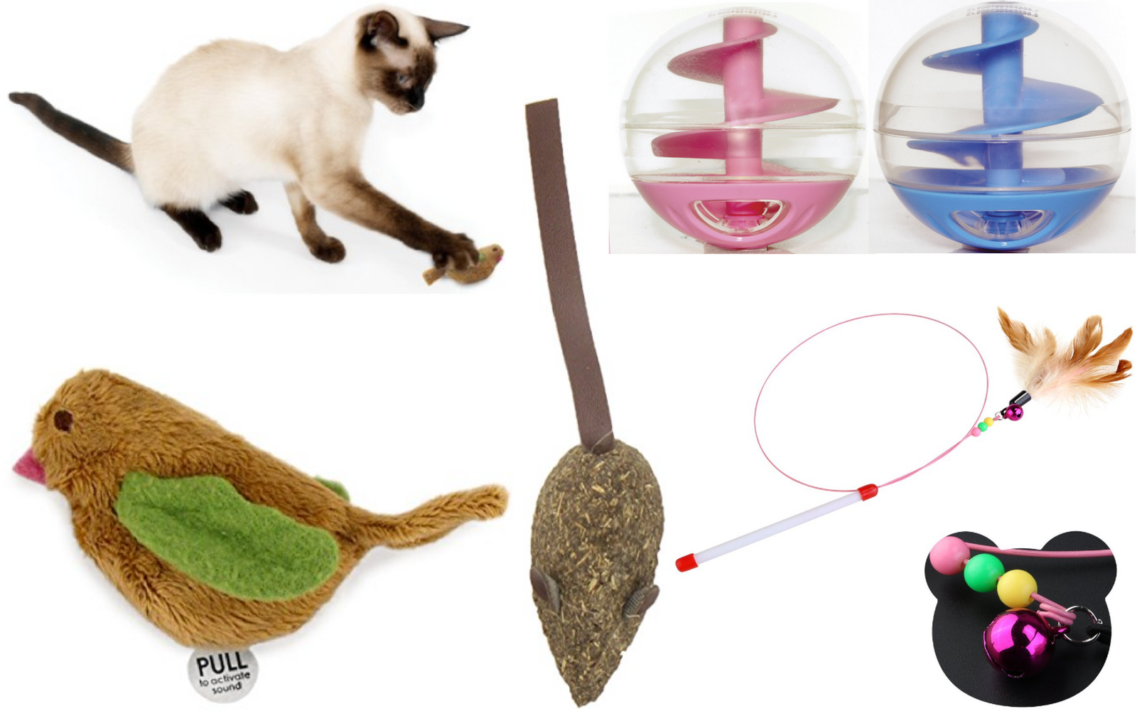 5 Best Cat Toys for When Your Cat Just Doesn't Give a Flip
