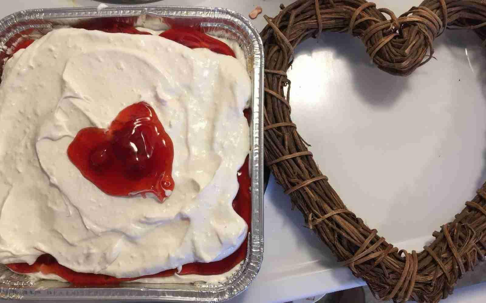 "A treat that will make your Valentine go ""YumYum!"""