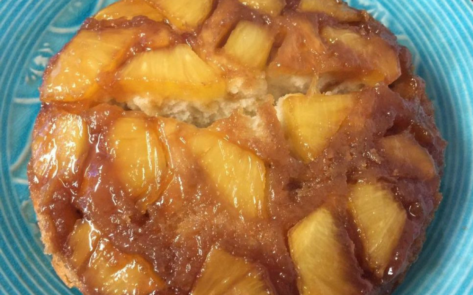 Pineapple Upside Down Cake — A Welcome to Spring!
